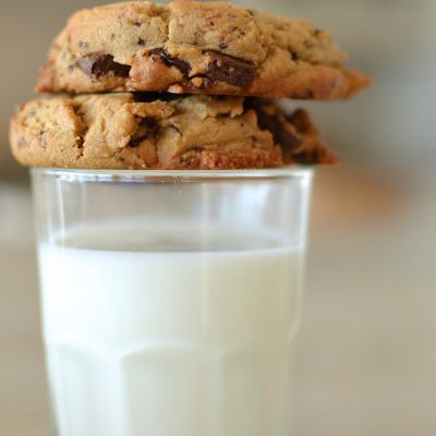 A-1 Chocolate Chip Peanut Butter Cookies