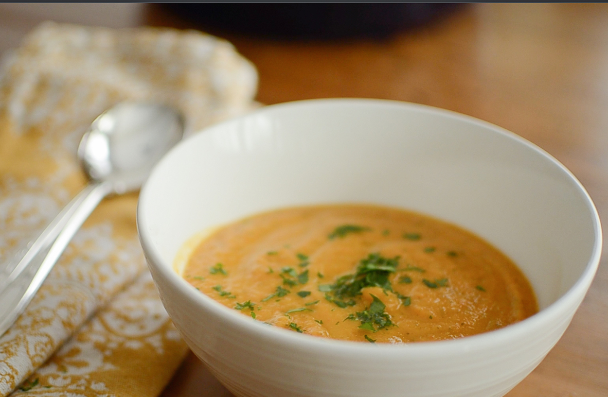 quick and healthy carrot soup recipe video seasons in