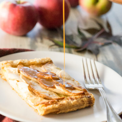 apple tart featured image